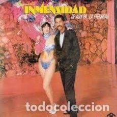 Discos de vinilo: ORQUESTA INMENSIDAD – DE AQUI PA' LA ETERNIDAD. Lote 207105823