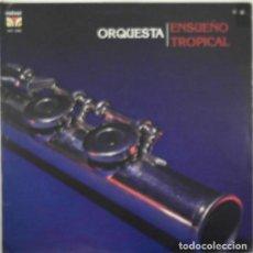Discos de vinilo: ORQUESTA ENSUEÑO TROPICAL – ORQUESTA ENSUEÑO TROPICAL. Lote 207106271