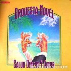 Discos de vinilo: ORQUESTA NOVEL – SALUD DINERO Y AMOR. Lote 207106863