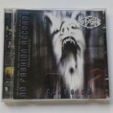 Discos de vinilo: 0620- NO FASHION RECORDS PROUDLY PRESENTS - CD DISCO NUEVO LIQUIDACION!. Lote 207106997