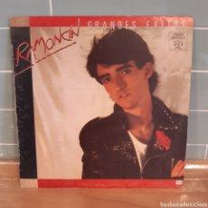 Discos de vinilo: RAMONCIN ' GRANDES ÉXITOS-. Lote 207107481