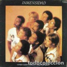Discos de vinilo: INMENSIDAD – INMENSIDAD. Lote 207108226