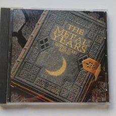 Discos de vinilo: 0620- THE METAL YEAR GOTHING DOOM METAL - CD DISCO NUEVO LIQUIDACION!. Lote 207108238
