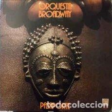 Discos de vinilo: ORQUESTA BROADWAY – PASAPORTE. Lote 207108447