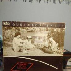 Discos de vinilo: LP ESQUEIXADA SNIFF : EN CONCERT ( ETIQUETA ZELESTE CONCERT SERIE POPULAR ). Lote 207108761