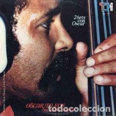 Discos de vinilo: OSCAR D'LEON Y SU SALSA MAYOR – 2 SETS CON OSCAR. Lote 207108805