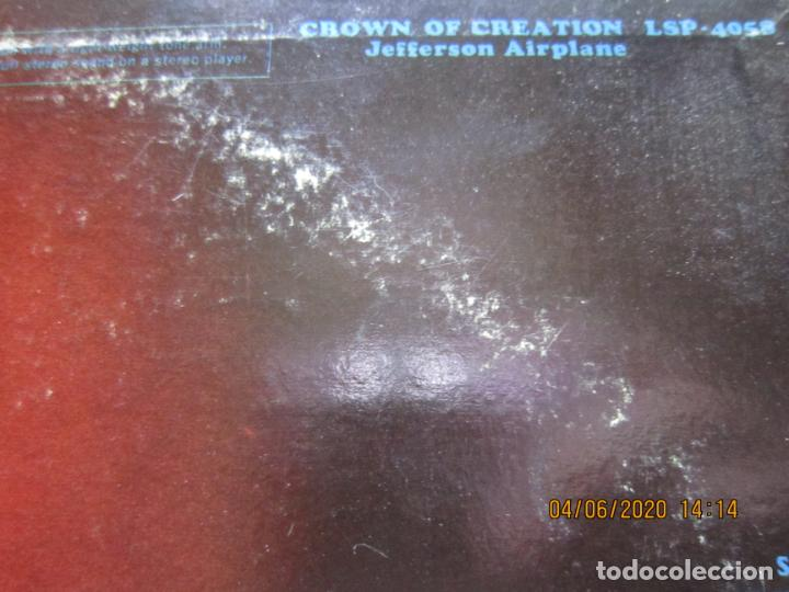 Discos de vinilo: JEFFERSON AIRPLANE - CROWN OF CREATION LP - ORIGINAL U.S.A. - RCA VICTOR RECORDS 1968 - STEREO - - Foto 4 - 207108842