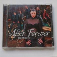 Discos de vinilo: 0620- AFTER FOREVER REMAGINE - CD DISCO NUEVO LIQUIDACION!. Lote 207109405