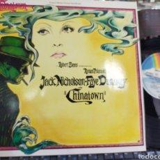 Discos de vinil: CHINATOWN LP B.S.O. JERRY GOLDSMITH U.S.A.. Lote 207119487