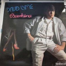 "Discos de vinilo: DAVID LYME - BAMBINA (12"", MAXI) 1985. MAX MUSIC,MAX-145. COMO NUEVO . EURO - DISCO. Lote 207120926"