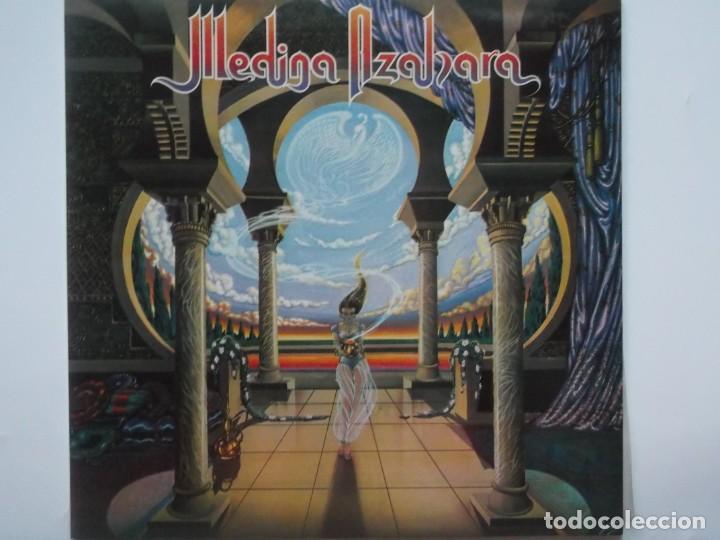 MEDINA AZAHARA-SU PRIMER LP-PORTADA ABIERTA-ORIGINAL 1979 (Música - Discos - LP Vinilo - Grupos Españoles de los 70 y 80)