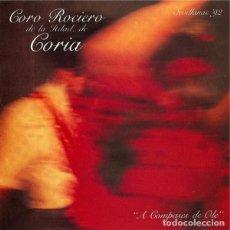 Discos de vinilo: (LP) CORO ROCIERO HDAD. DE CORIA- SEVILLANAS `92- A COMPASES DE OLE-IMPECABLE-SIN ESTRENAR. Lote 207126728