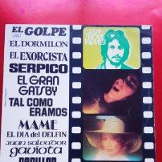 Discos de vinilo: LP-GREAT MOVIE THEMES-PICKWICK INT.-1975-EXCELENTE-VER FOTOS. Lote 207136798