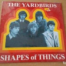 Discos de vinilo: LP YARDBIRDS SHAPES OF THINGS ASTAN RE GERMANY JEFF BECK JIMI PAGE CLAPTON. Lote 207138008