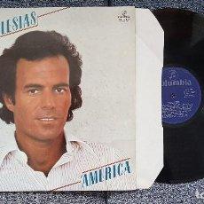 Discos de vinilo: JULIO IGLESIAS - AMANECE. EDITADO POR COLUMBIA. AÑO 1.983. Lote 207141028