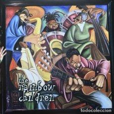 Discos de vinilo: LP PRINCE THE RAINBOW CHILDREN 2LP VINILO TRANSPARENTE NUEVO PRECINTADO ED. DELUXE LIMITADO. Lote 207142326