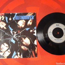 Discos de vinilo: KISS SINGLE VINILO CRAZY CRAZY NIGHTS/NO NO NO INGLATERRA 1987. MERCURY SILVER INJECTED LABELS. Lote 207154310