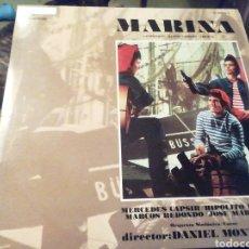 Discos de vinilo: MARINA. DIRIGIDA POR DANIEL MONTORIO. DOS VINILOS.. Lote 207154925