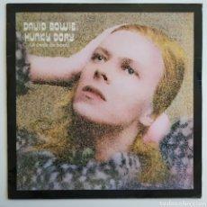Discos de vinil: DAVID BOWIE - HUNKY DORY - RCA VÍCTOR LPS 4623 - 1972 - ENCARTES - ORIGINAL ESPAÑA. Lote 206806500