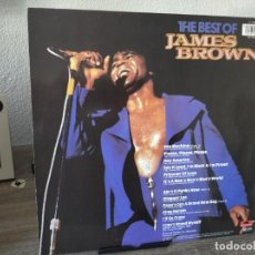 Discos de vinilo: JAMES BROWN - THE BEST OF JAMES BROWN - POLYDOR HOLLAND. Lote 207164767