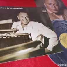 Discos de vinilo: FRANK SINATRA VUELVE EL DE LOS OJOS AZULES LP 1973 REPRISE ESPAÑA SPAIN GATEFOLD EXCELENTE ESTADO. Lote 207177661