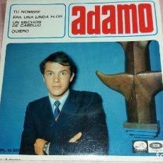 Discos de vinilo: ADAMO - EP SPAIN - VER FOTOS. Lote 207179567