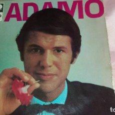 Discos de vinilo: ADAMO - EP SPAIN - VER FOTOS. Lote 207179627
