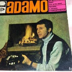 Discos de vinilo: ADAMO - EP SPAIN - VER FOTOS. Lote 207179726
