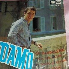 Discos de vinilo: ADAMO - EP SPAIN - VER FOTOS. Lote 207179785