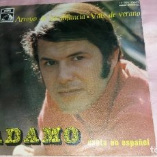 Discos de vinilo: ADAMO - SINGLE SPAIN PROMO - VER FOTOS. Lote 207182743