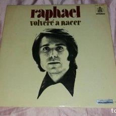 Discos de vinilo: RAPHAEL - LP SPAIN - VER FOTOS. Lote 207184680