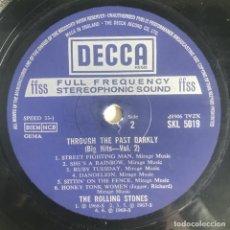 Discos de vinilo: THE ROLLING STONES – THROUGH THE PAST, DARKLY (BIG HITS VOL. 2). Lote 207185426