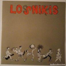 Discos de vinilo: LOS NIKIS...OLAF EL VIKINGO.(3 CIPRESES 1985) SPAIN.. Lote 207190245