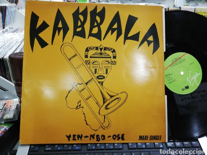 KABBALA MAXI YEN-NBO-OSE ESPAÑA 1984 (Música - Discos de Vinilo - Maxi Singles - Étnicas y Músicas del Mundo)