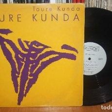 "Discos de vinilo: TOURE KUNDA 1985 MAXI 12"" LP USA CELLULOID CEL 181 AFRICAN BAND AFROBEAT WORLD. Lote 207191740"