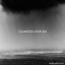 Discos de vinilo: LP CIGARETTES AFTER SEX CRY VINILO. Lote 207193032