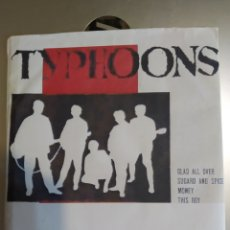 Discos de vinilo: THE TYPHOONS. GLAD ALL OVER. EP. Lote 207194918