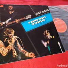 Discos de vinilo: THE BEE GEES A QUIEN PUEDA INTERESAR TO WHOM IT MAY CONCERN LP 1972 POLYDOR ESPAÑA SPAIN GATEFOLD EX. Lote 207201280
