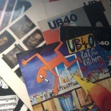 Discos de vinilo: 13 DISCOS DE UB40 BUENA COLECCION. Lote 207005805