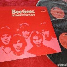 Discos de vinilo: BEE GEES STARPORTRAIT 2LP 1970 POLYDOR ESPAÑA SPAIN GATEFOLD EXCELENTE ESTADO. Lote 207201807