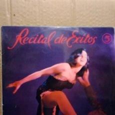 Discos de vinilo: RECITAL DE EXITOS N. 5 LP POP DE LOS 60. Lote 207202046