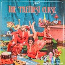 Discos de vinilo: HINDS – THE PRETTIEST CURSE (LUCKY NUMBER, LUCKY139LP, LP, ALBUM, BABY BLUE VINYL, POSTER, 2020) NEW. Lote 207205163