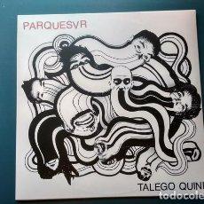 Discos de vinilo: PARQUESVR – TALEGO QUINI (RASO ESTUDIO, RE009 LP, ALBUM 2019) PRECINTADO. Lote 207205391