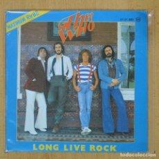 Discos de vinilo: THE WHO - LONG LIVE ROCK + 2 - EP. Lote 207205436