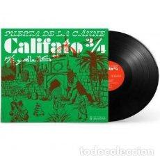Discos de vinilo: CALIFATO ¾ – PUERTA DE LA CÂNNE (BREAKING BASS RECORDS – 2XLP, RE 2020) PRECINTADO. Lote 207205921