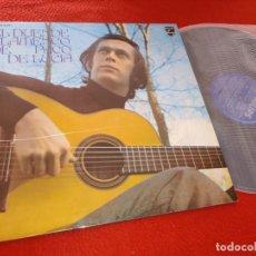 Discos de vinilo: PACO DE LUCIA EL DUENDE FLAMENCO DE LP 1972 PHILIPS GUITARRA GUITAR COMO NUEVO. Lote 207206793