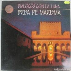 Discos de vinilo: DISCO VINILO LP -BRISA DE MARISMA--DIALOGOS CON LA LUNA. Lote 207210173