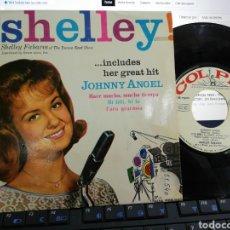 Discos de vinilo: SHELLEY FABARES EP JOHNNY ANGEL + 3 ESPAÑA 1962. Lote 207211462