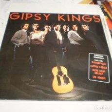Discos de vinilo: LP GIPSY KINGS. BAMBOLEO. BOY RECORDS 1988 SPAIN (PROBADO, BIEN, BUEN ESTADO). Lote 207214425
