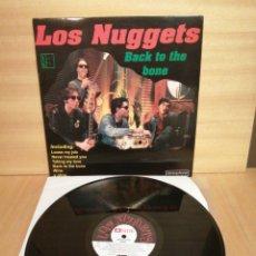 Discos de vinilo: LOS NUGGETS. BACK TO THE BONE.. Lote 207215061
